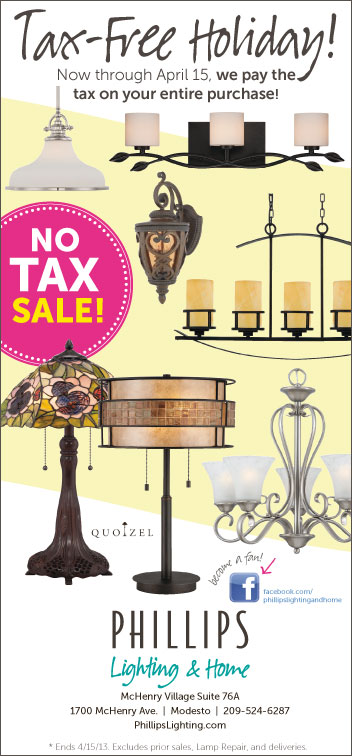 No Tax Sale April 2013
