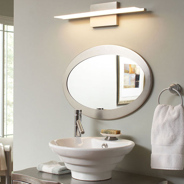 Bathroom Lights Orlando 5 tips for upgrading your bath lighting   phillips lighting and home
